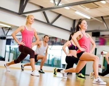 Fitness club Le Boomerang