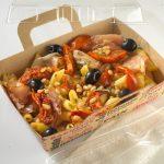 Salade penne Toscane