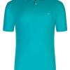 Polo bleu turquoise Fynch Hatton
