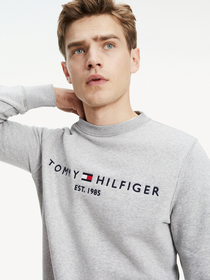 sweat shirt   Soldes Tommy Hilfiger avec Mode Shop