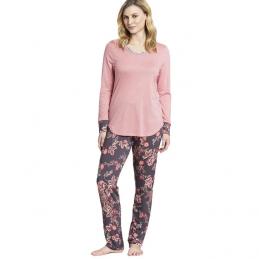 pyjama-rose-a-fleurs