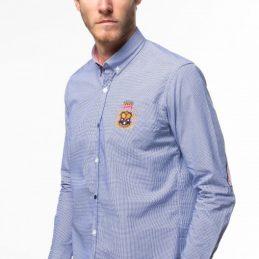 chemise-bleue-aristow-mode-avenue-obernai