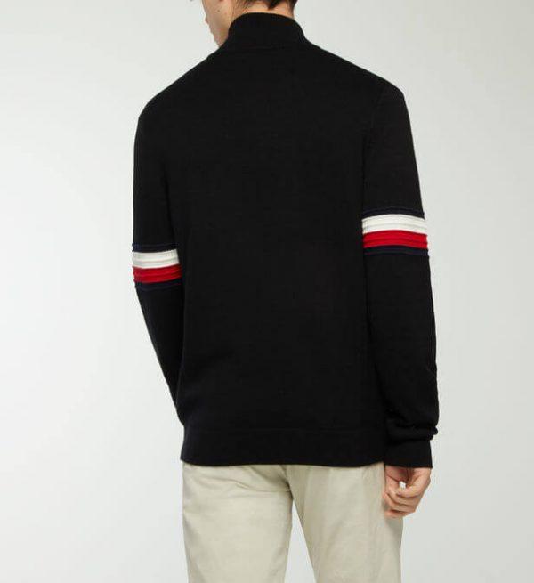 pull-noir-tommy-hilfiger