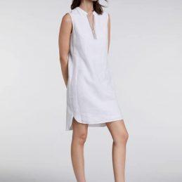 robe-blanche-en-lin