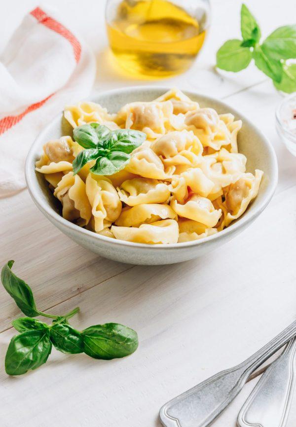 tortellini-crème