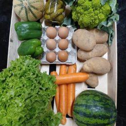 Panier de fruits & légumes 13 septembre