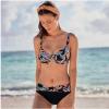 bikini-noir-et-fleuris