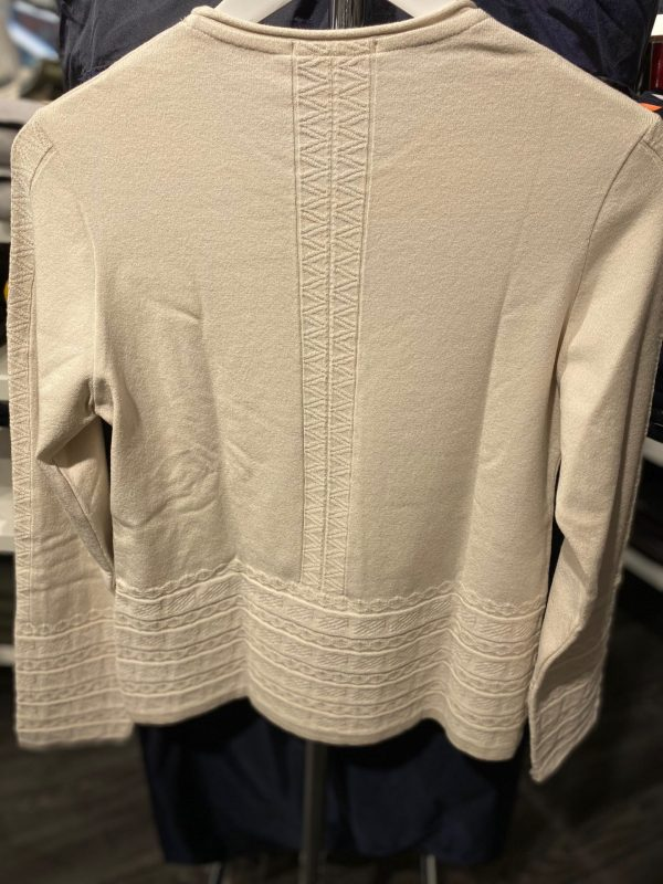 pull-beige-tricot-chic