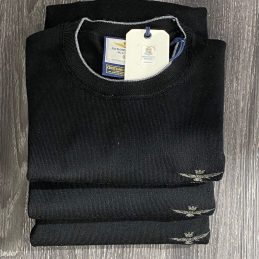 pull-noir-col-rond