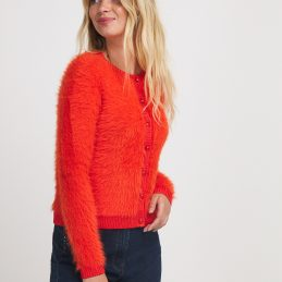 gilet-orange-julie-guerlande