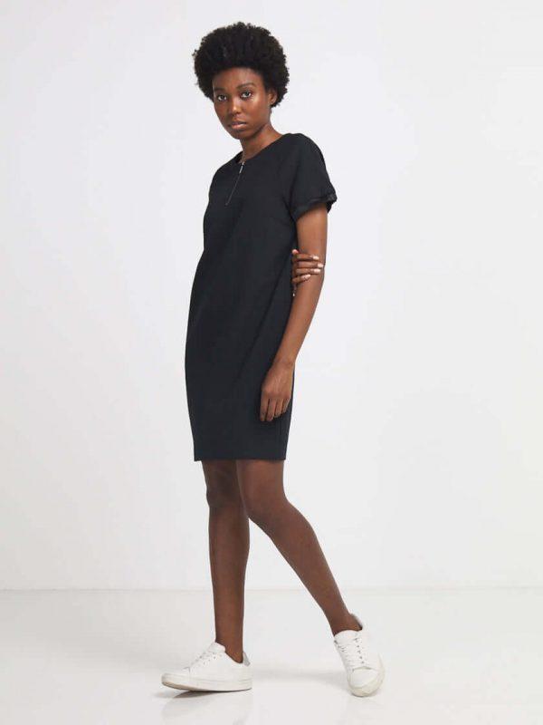 robe-noire-mexx