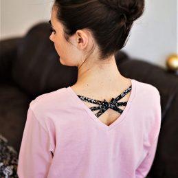 Pyjama-rose-pomme