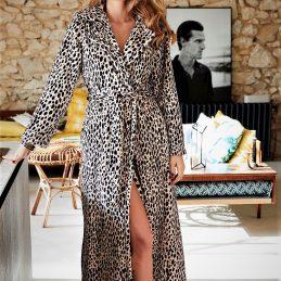 robe de chambre canat