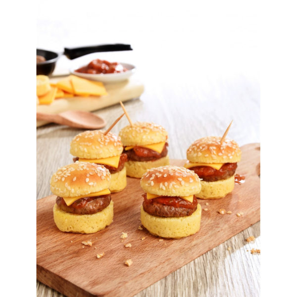 20-mini-cheeseburgers-a-rechauffer-livraison