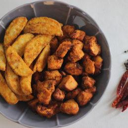 poulet-mexicain-potatoes