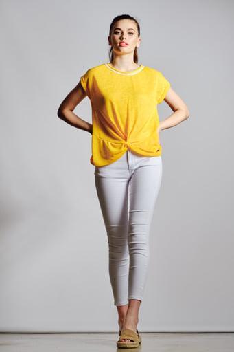 t-shirt-jaune-mode-avenue