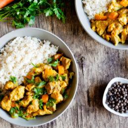 porc-curry