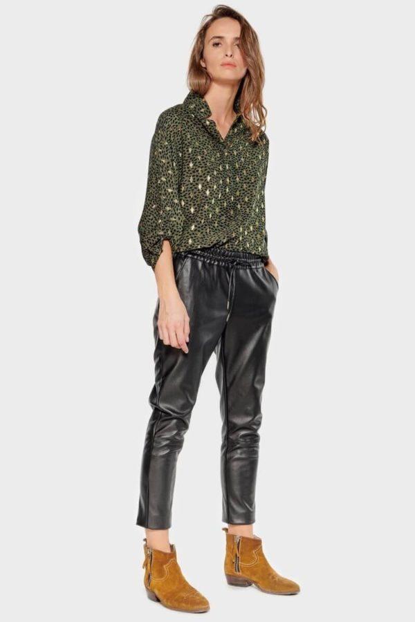 Pantalon Simili cuir Minet LTC